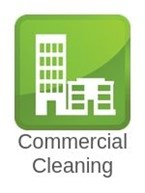 Commercial Cleaning Icon