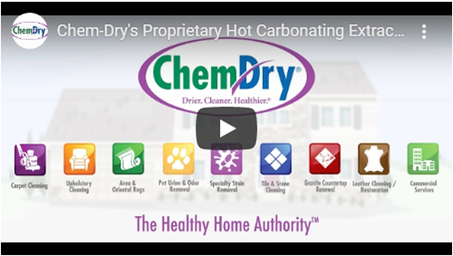 Chem-Dry YouTube Video Link